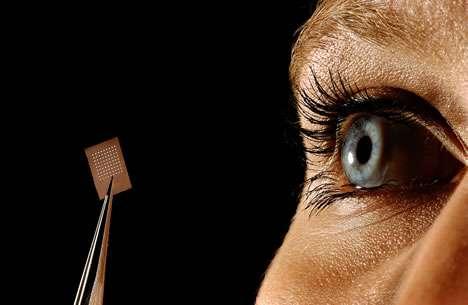 Solar Powered Retinal Implants
