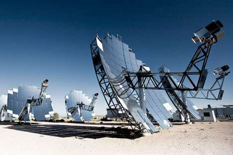 Mass-Produced Solar Power Grids