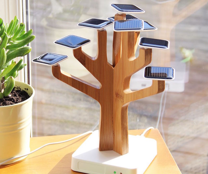 Arboreal Solar USB Chargers
