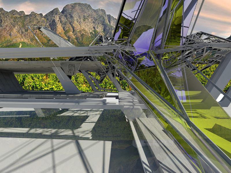 Solar Vineyard Chapels