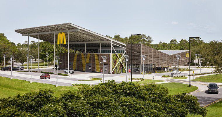 Solar-Powered Restaurants
