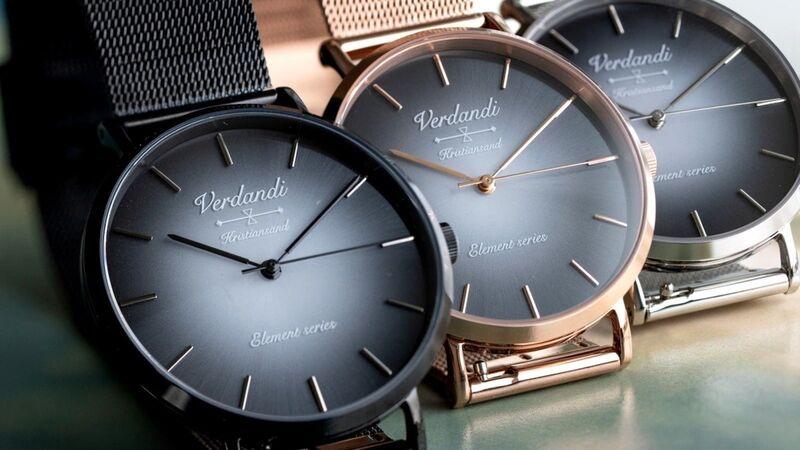 Eco Scandinavian Watch Collections