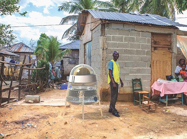 Developing Nation Water Stills