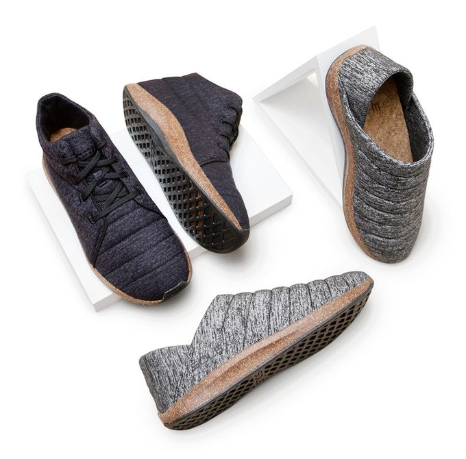 Chic Eco Material Footwear