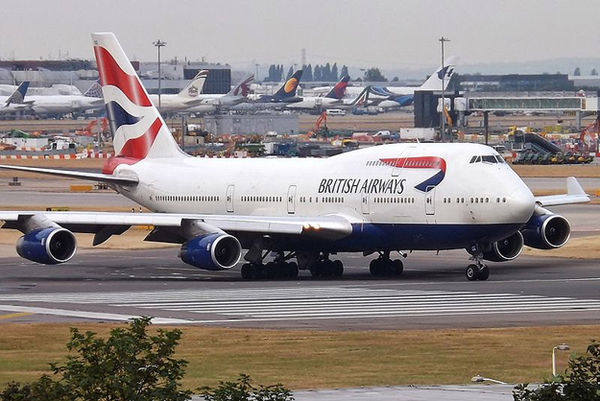 Trash-Fuelled Airways
