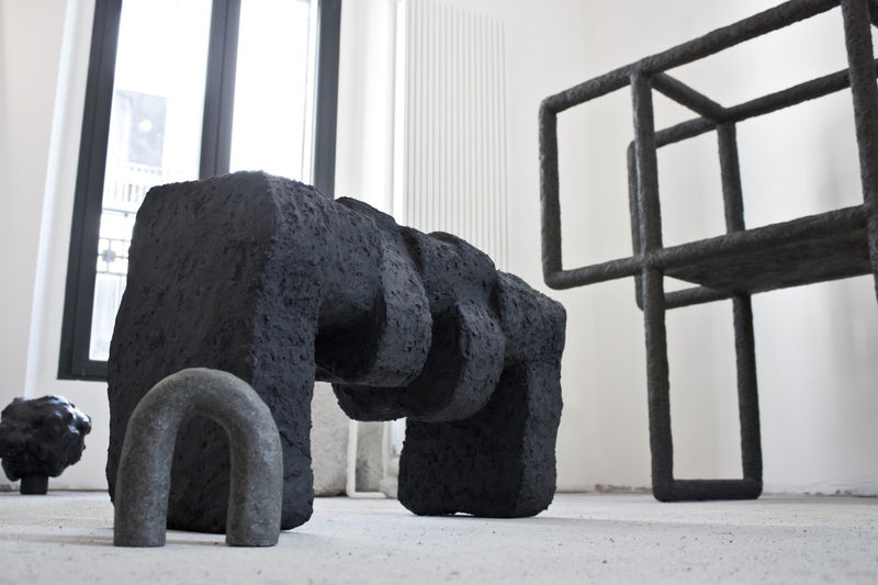 Naturally Inspired Sculptural Furniture
