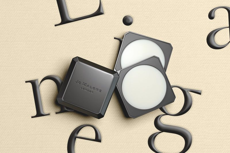 Solid Perfume Palettes