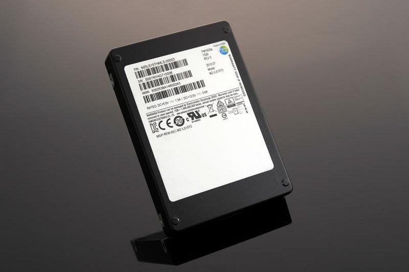 Extreme Storage SSD