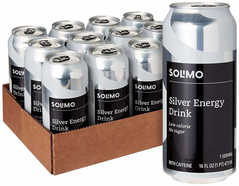 eCommerce Energy Drinks