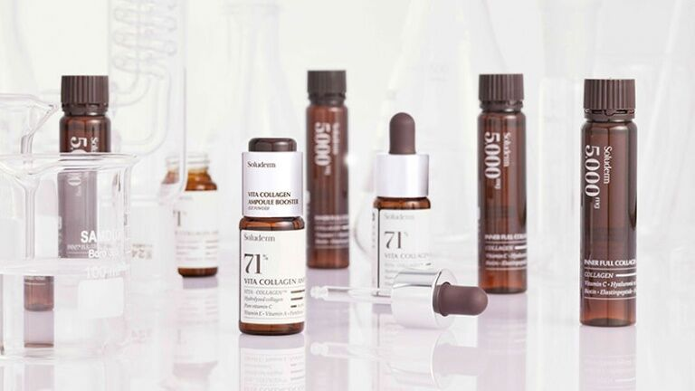 Drinkable Collagen Ampoules