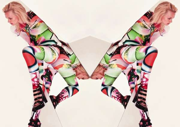 Mirrored Kaleidoscope Catalogs