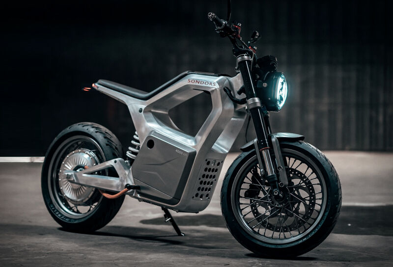 Accessible Urban Commuter Motorcycles
