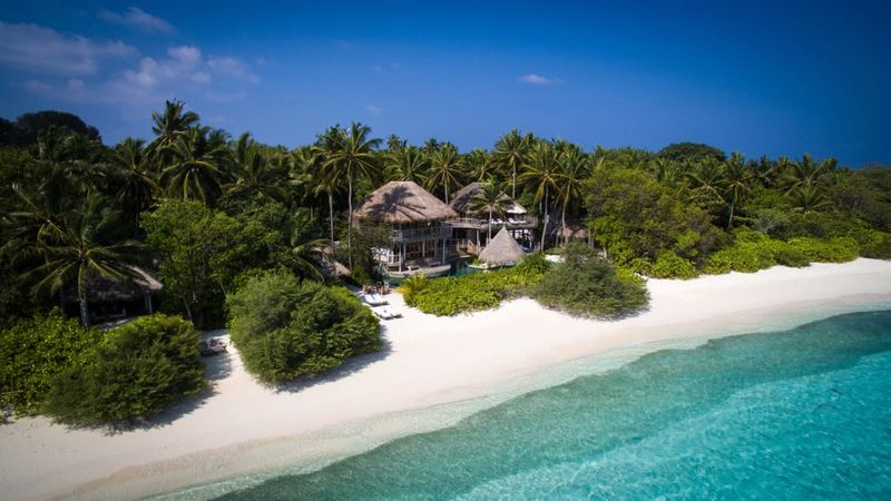 Eco-Friendly Private Island Resorts