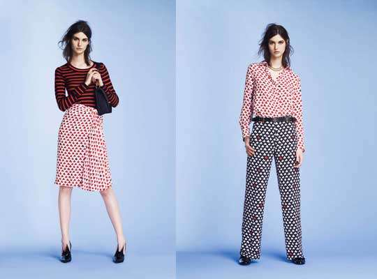 Sporty Patterned Womenswear