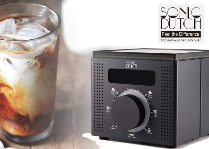 Sonic Vibration Coffee Makers