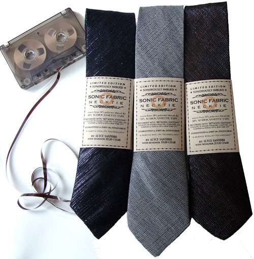 Audible Neckties