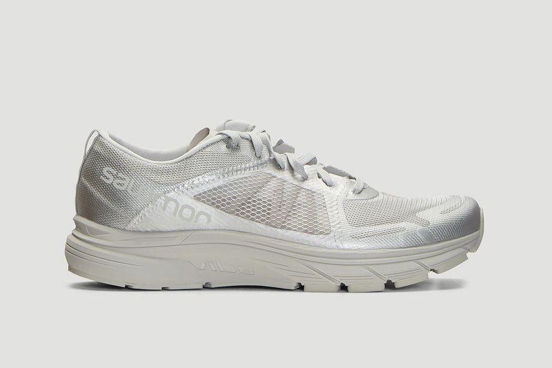 Reflective Tonal Sneakers