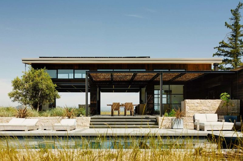 Hilltop Wine Country Houses