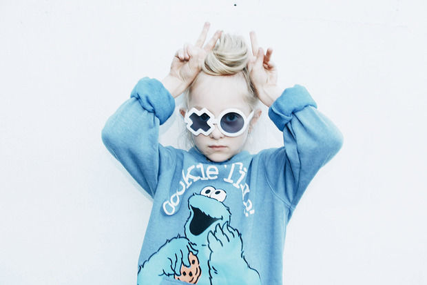 Quirky Kid's Eyewear