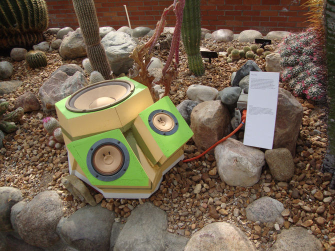 Cactus-Copying Sound Systems