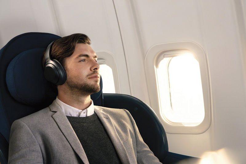 Improved Noise-Canceling Headphones