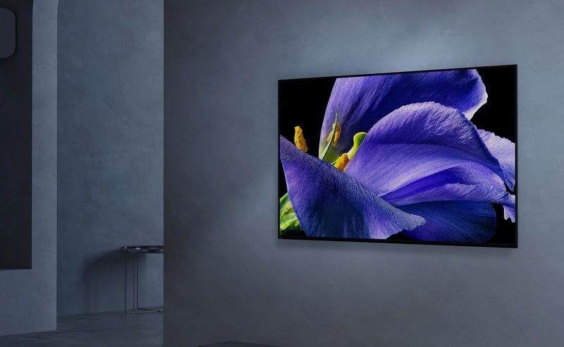 Precision Imagery OLED TVs
