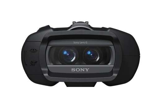 3D Digital Binoculars