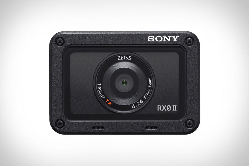 High-End Imaging Action Cameras