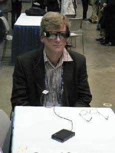 LCD Eyeglasses