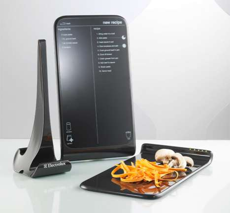 Electronic Tongue Cutting Boards
