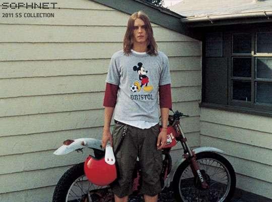 Grunge Streetwear Lookbooks