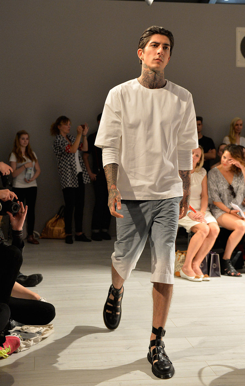 Greyscale Rebel Runways