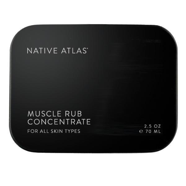 Healing Muscle Rubs