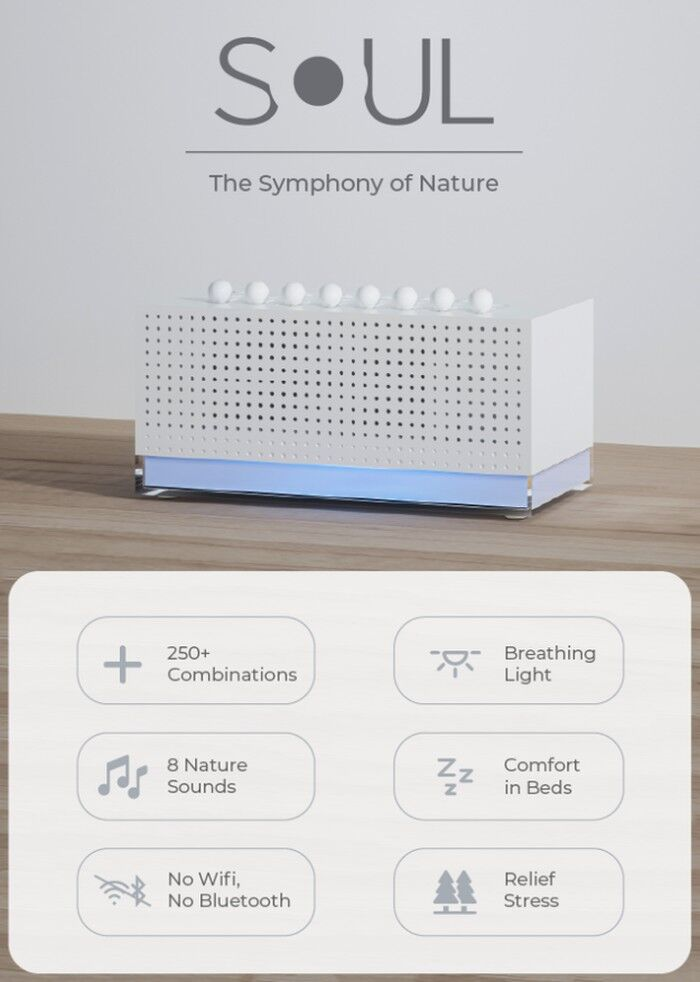 Relaxing Audiovisual Speaker Systems
