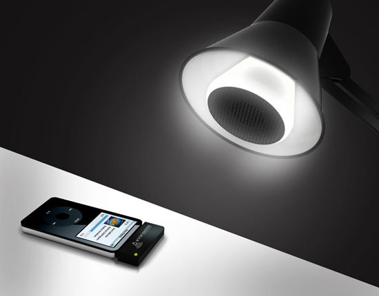 Smart Light Bulb Speakers