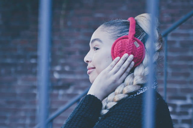 Winter Earmuff Headphones