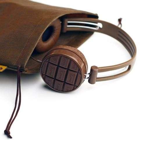 Sweet-Smelling Headphones