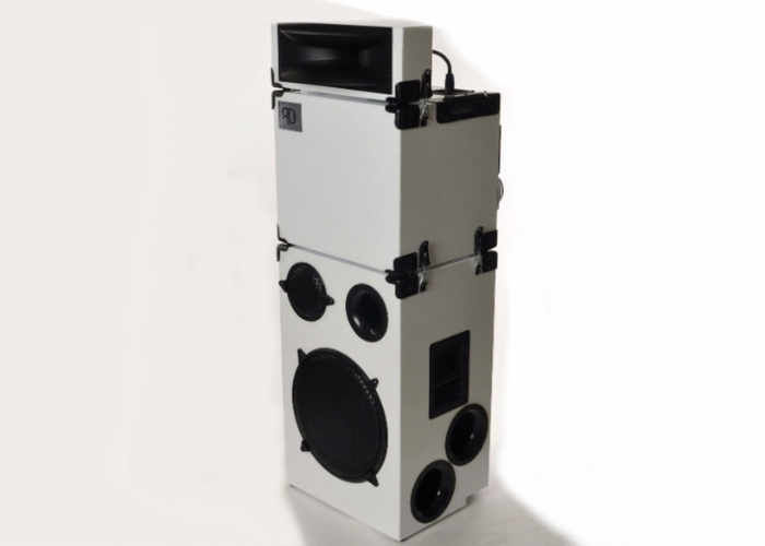 Portable DJ Sound Systems