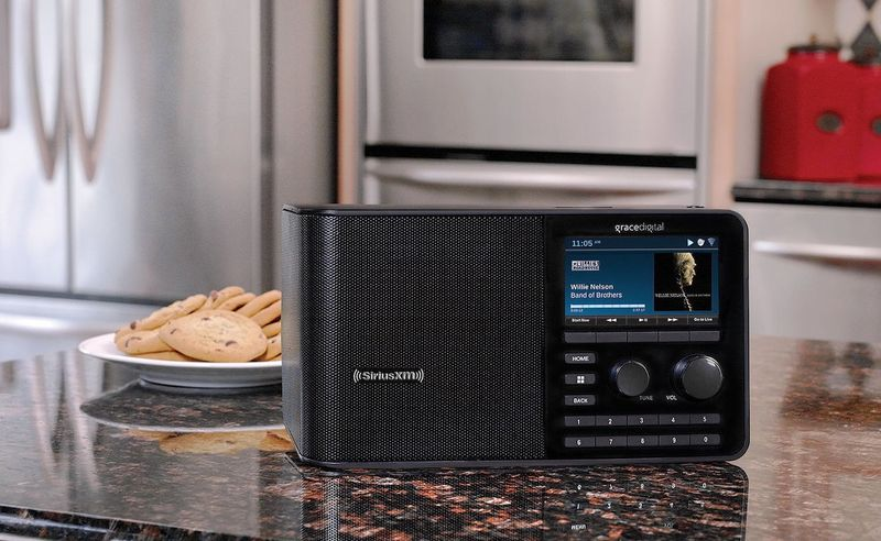 Dedicated Countertop Internet Radios