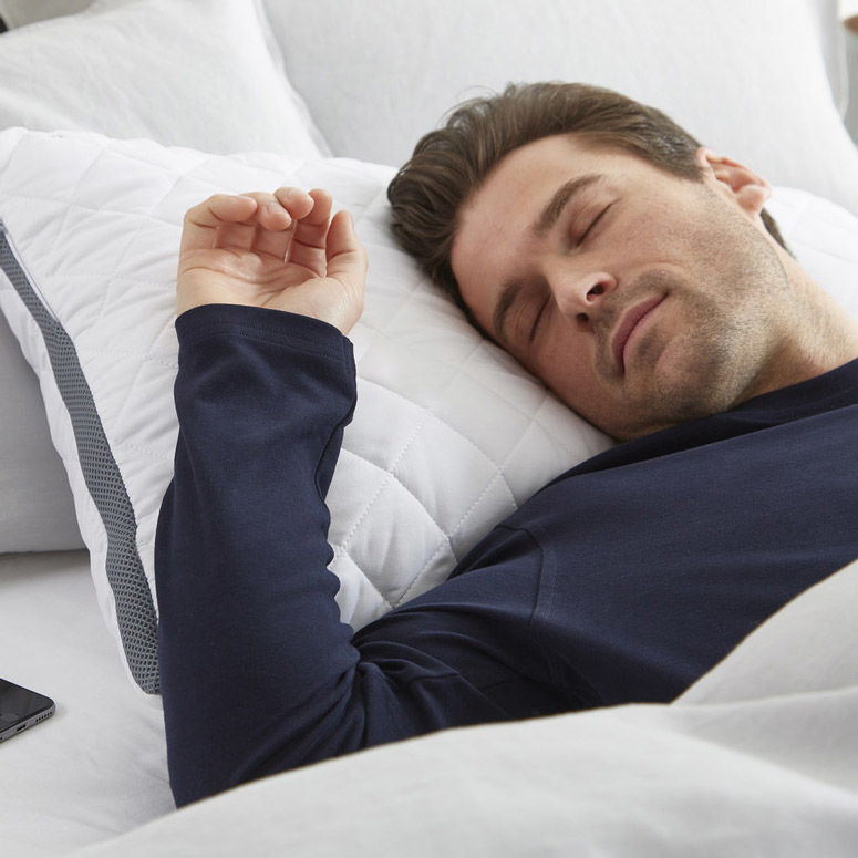 Connected Sleep-Tracking Pillows