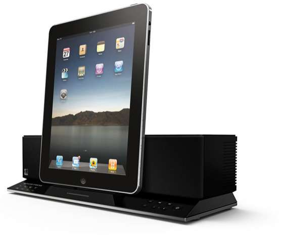 Slick Wireless Tablet Boomboxes