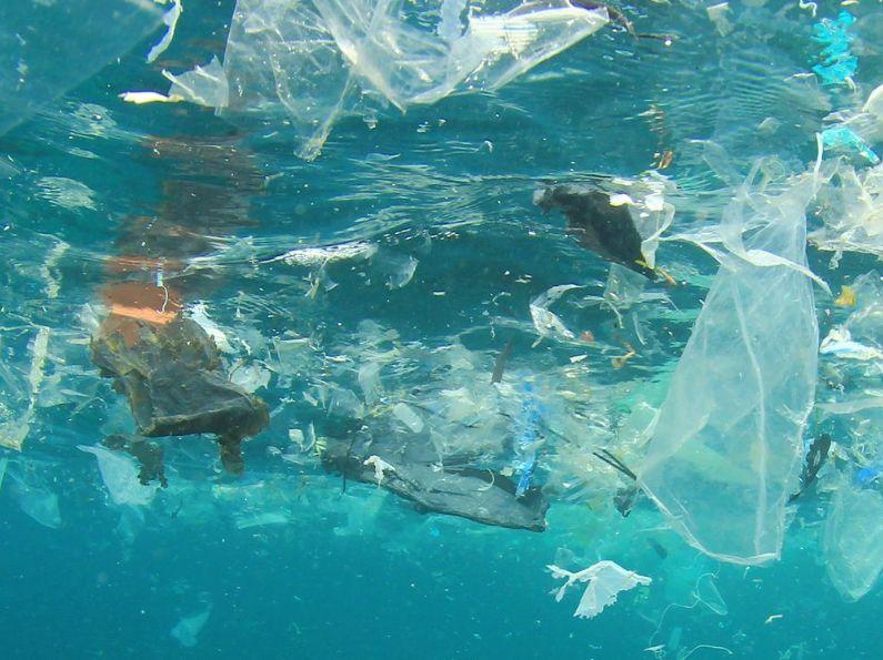 Plastic-Made Ocean Sounds