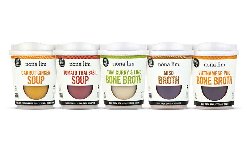 Drinkable Broth Soup Packaging