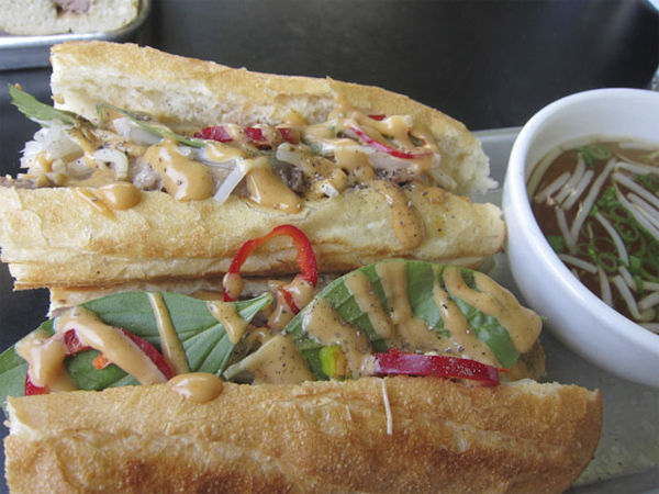 Soup-Inspired Sandwiches
