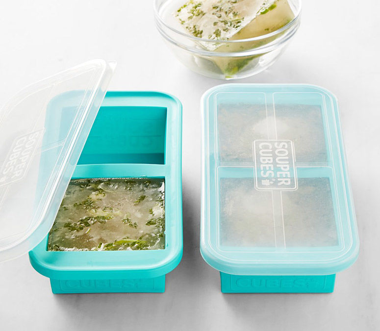 Liquid Portion Storage Containers