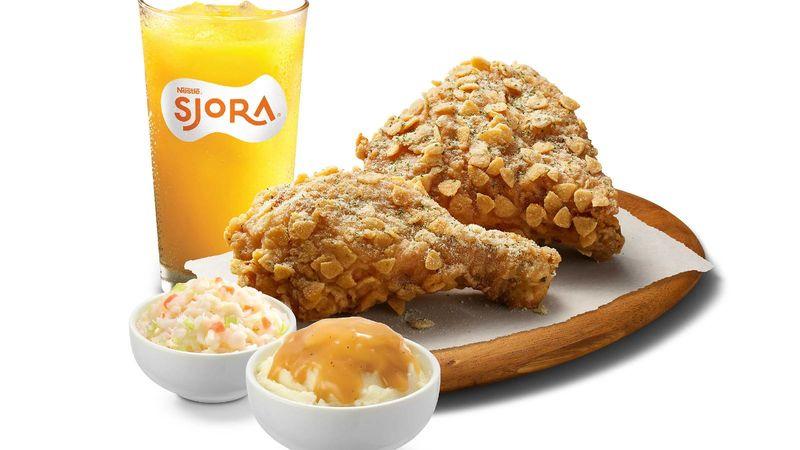 Sour Cream-Seasoned Chicken