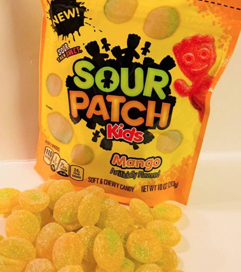 Sour Mango Chews