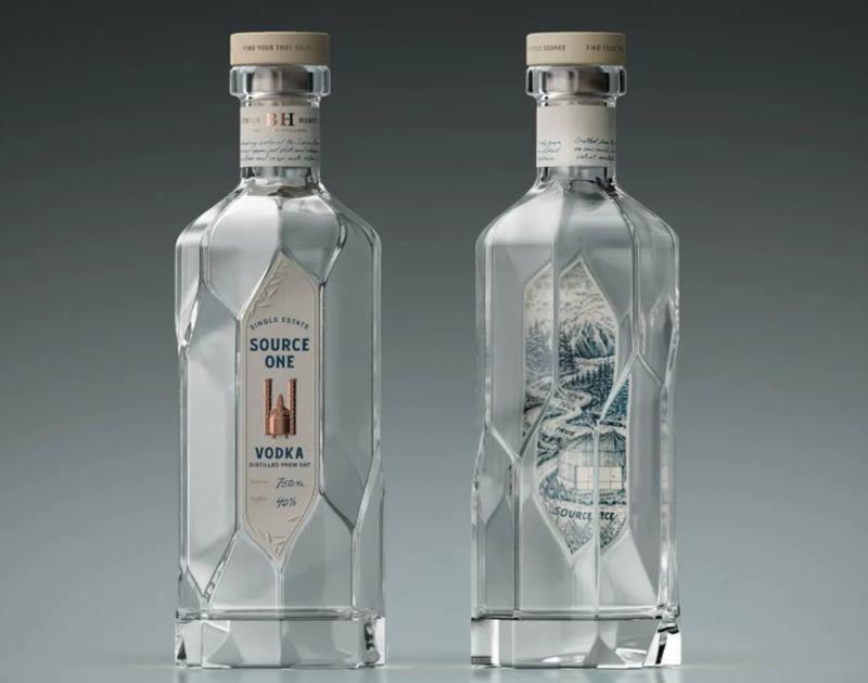 Novelty Alcohol Bottles