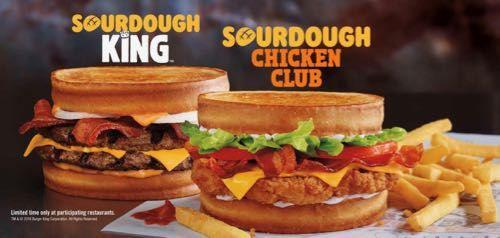 Artisan-Style QSR Sandwiches