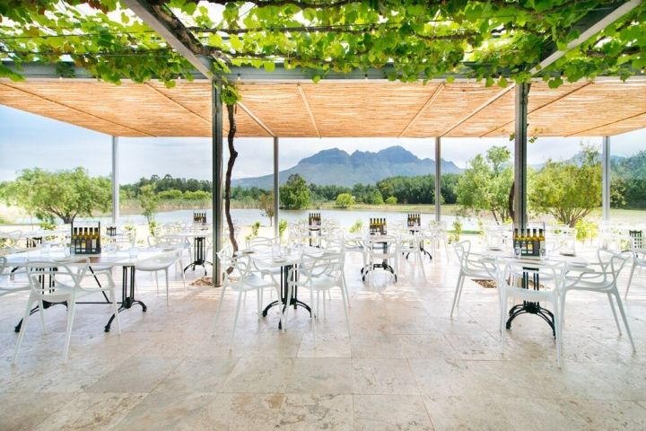 Countryside Dining Retreats